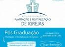 Pós-Gradução: Plantação e Revitalização de Igrejas