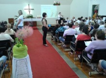 Culto no 1º Domingo de Advento em Venâncio Aires/RS