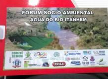 CuidArte, Fórum Sócio Ambiental, Rios, Coleta Seletiva e Clima na pauta Bahiana