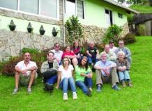 """Galo Verde oferece palestra sobre """"mudanças climáticas"""""""
