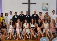 Associação Diacônica Luterana - formatura