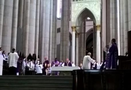 Lançamento da Campanha da Fraternidade Ecumênica em São Paulo/SP
