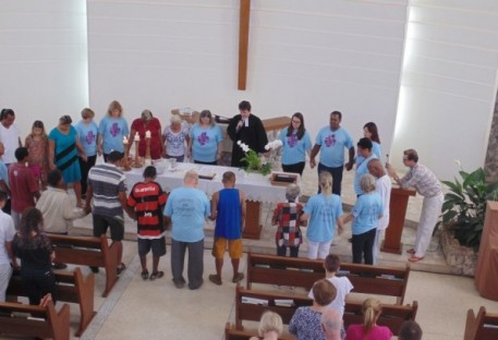 Grupo de Diaconia de Campinas/SP celebra culto inclusivo