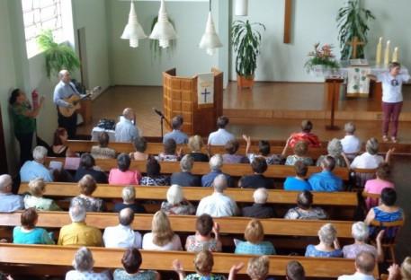 Encontro Sinodal de Idosos do Sínodo Centro-Campanha Sul