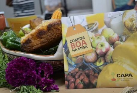 Centro de Apoio e Promoção da Agroecologia (CAPA) lança campanha Comida Boa na Mesa