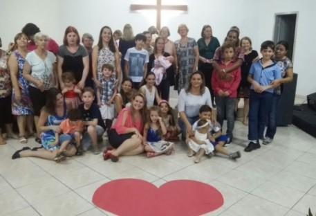 Dia das Mães em Tangará da Serra/MT