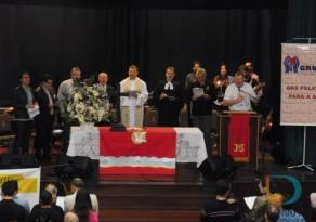 Grupia realiza 6ª Celebração Pela Família, com cerimônia ecumênica