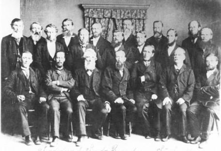 Sínodo Riograndense completa 130 anos de fundação