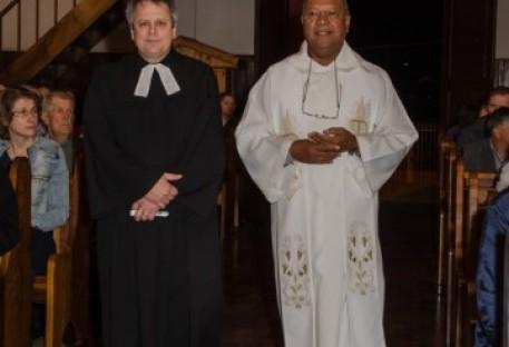 Semana de Oração pela Unidade dos Cristãos em Rio das Antas/SC