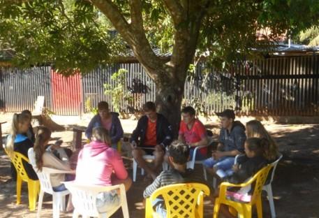 Igreja Evangélica de Confissão Luterana - IECLB realizou Acampamento Sinodal de Jovens no Santa Rosa