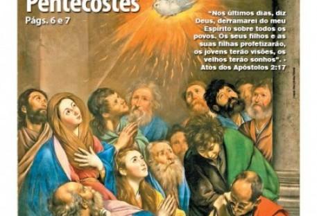 Joinville Luterano. Ano XVI -  Número 94 - Maio e Junho 2016
