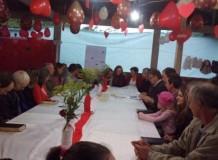 Casais Comemoram Dia dos Namorados na Paróquia Aliança