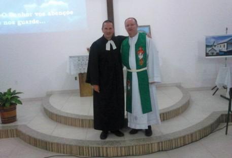 Luteranos unidos em Garuva!