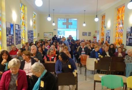 Capela de Cristo em Vila Campo Grande - 50 anos - Festa do Jubileu 26/06/2016