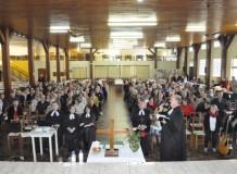 Encontro interparoquial reúne comunidades luteranas de Teutônia