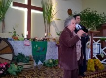 Culto de Ação de Graças na Comunidade Bairro dos Pires - Limeira/SP