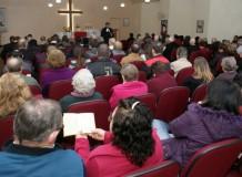 Culto Paroquial para Rememorar o Batismo