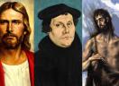 Jesus, Lutero e João Batista...