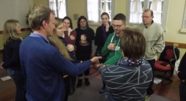 Formação de assessoras e assessores em Bibliodrama