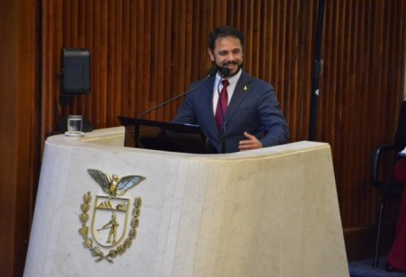 Assembleia Legislativa realiza sessão Solene em homenagem à Comunidade Luterana do Redentor - Curitiba