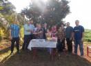 Comunidade Pontão - Condor/RS recebe donativo da Campanha Vai e Vem