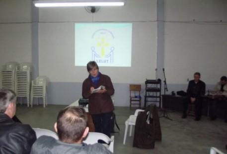 LELUT - Palestra: Somos lideranças na Igreja de Jesus Cristo