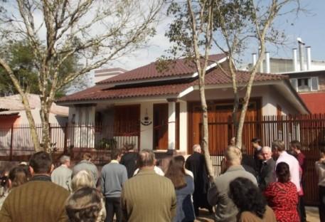 Inauguração e dedicação da nova Casa Paroquial da Paróquia São Tomé