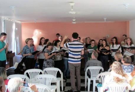 Início da contagem regressiva da IECLB em Vitória/ES