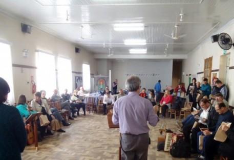 Campanha Comida Boa na Mesa é apresentada ao Sínodo Sul-Rio-Grandense