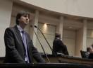 Pastor Milton Jandrey discursa na Assembleia Legislativa de Santa Catarina