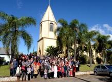 São José do Hortêncio celebra 160 anos