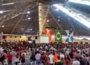 Pastor presidente da IECLB abre congresso de jovens na cidade de Timbó/SC