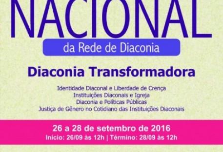 Encontro Nacional da Rede de Diaconia