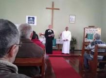Candidato a ministro é apresentado em Culto na Paróquia de Padilha