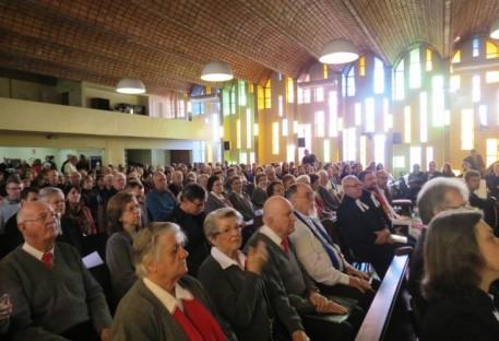 Culto de Ação de Graças - 85 Anos do Colégio Pastor Dohms e 80 Anos da Comunidade Martin Luther - Porto Alegre/RS