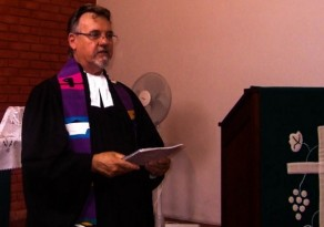 Falecimento do Pastor Juan Abelardo Schvindt