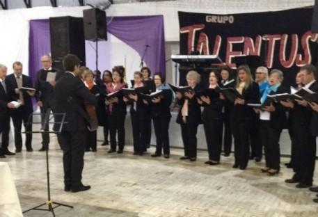 Coral Momento Novo promove 6ª edição de encontro de coros