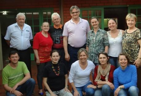 Curso no Limiar da Morte - Sínodo Uruguai