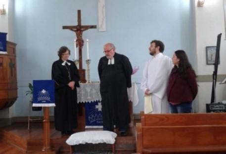 Apresentação do Ministro Candidato em Rio Grande/RS