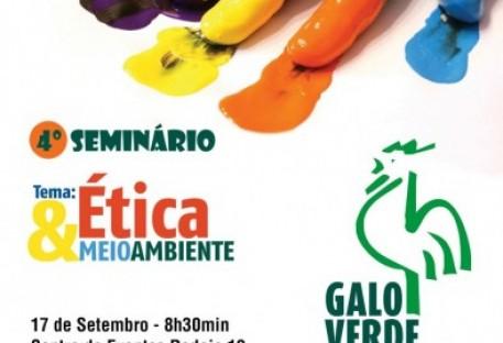 Ética e Meio Ambiente na pauta do Galo Verde