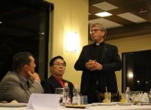 Secretário geral do CMI fala para a reunião global Pentecostal