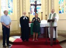 Lançamento de livro de prédicas marca culto de lembrança dos 80 anos do Pastor Karl Busch
