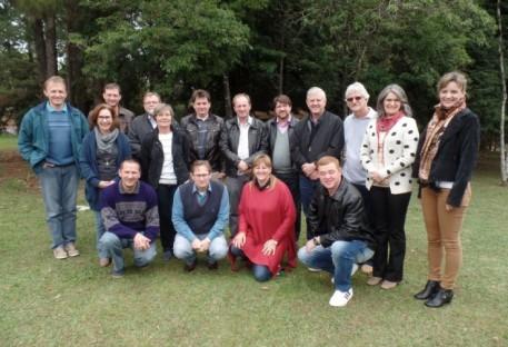 Encontro de Mentores e Mentoras do Período Prático 2016-2017 - Curitiba/PR