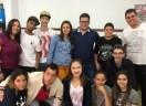 Jovens promovem Café na Manhã na Igreja Martin Luther