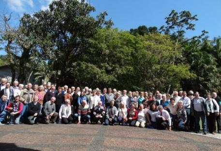 18º Encontro de Pastores Eméritos, esposas e viúvas de Pastores