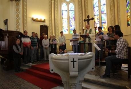 Dia dos Pais na Igreja Martin Luther