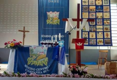 6º Dia Sinodal da OASE - Centro-Campanha-Sul