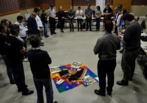 """""""Fronteiras Para que e para quem?"""": Diálogo entre ministros do Brasil, Argentina e Alemanha"""