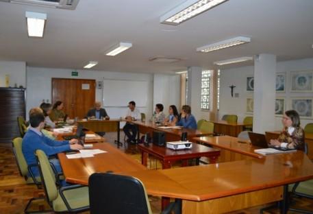 Decanato Evangélico Luterano Sulzbach-Rosenberg visita a Sede Nacional da IECLB