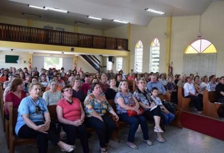 Semana Nacional da OASE - Paróquias de Pirabeiraba